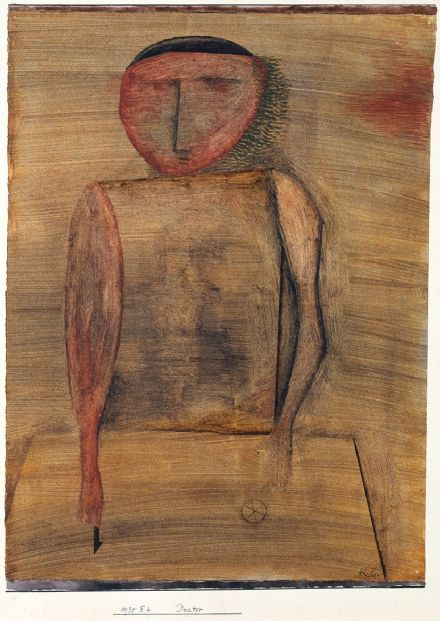 Klee, Paul: Doctor. Fine Art Print/Poster (5004)